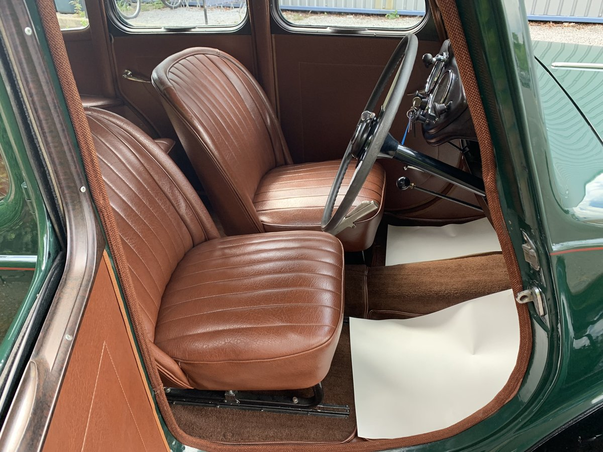 1948 MORRIS EIGHT E SERIES SALOON. SOLD (picture 5 of 6)