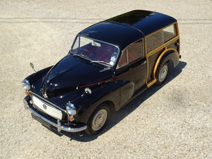 Morris Minor Traveller – Fully Restored Example For Sale