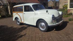 1972 MORRIS MINOR TRAVELLER For Sale