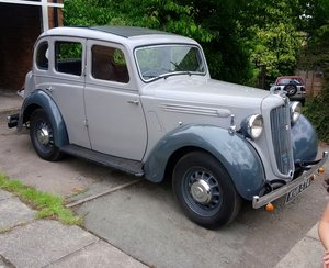 Morris 12/4 series 3 1938 For Sale