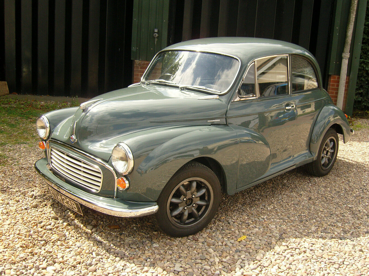 1964 Morris Minor Twin CAM For Sale (picture 1 of 6)