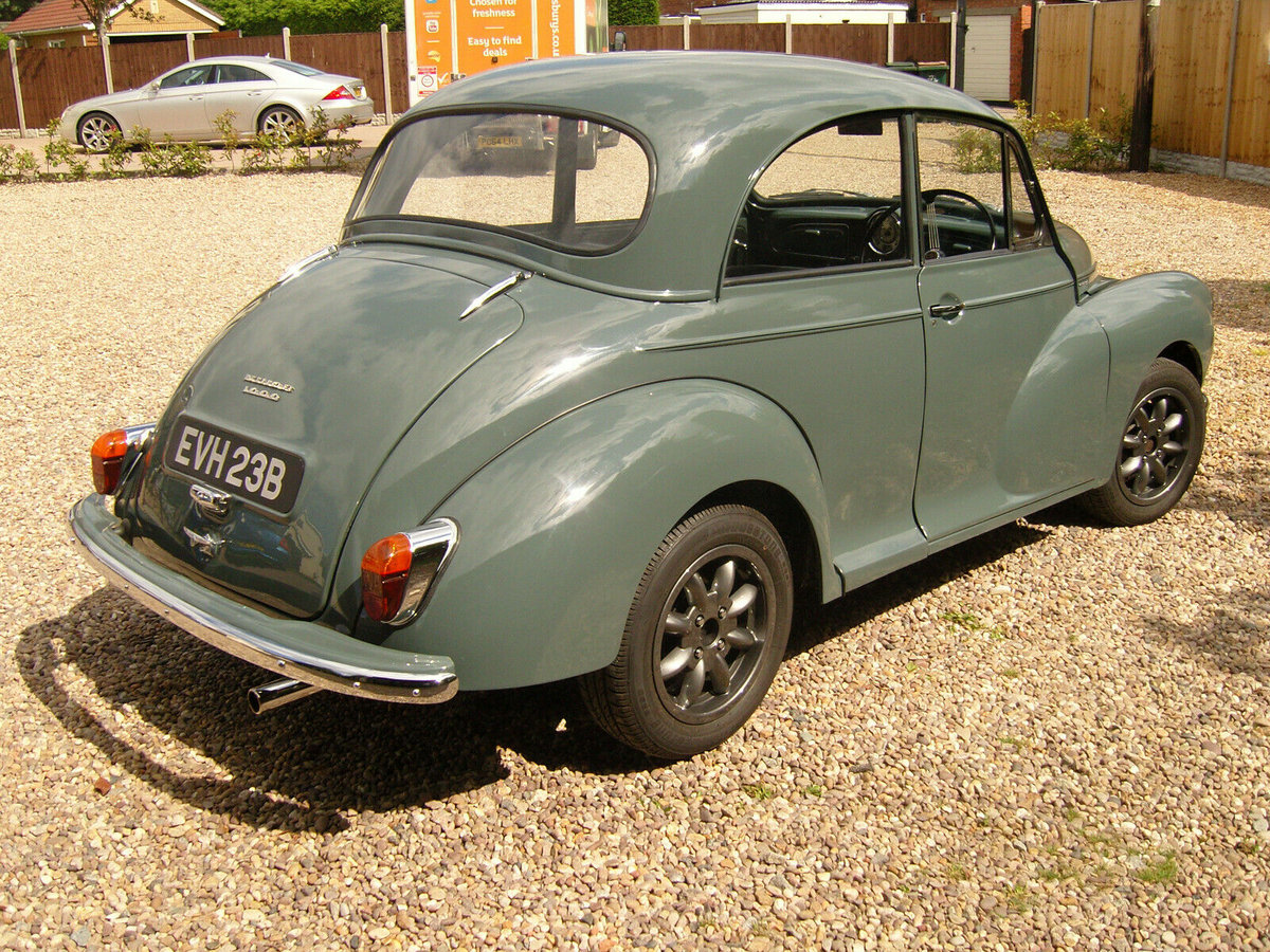 1964 Morris Minor Twin CAM For Sale (picture 2 of 6)