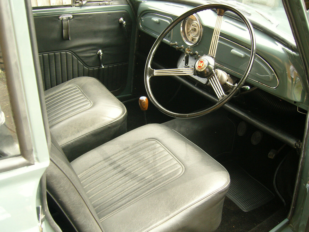 1964 Morris Minor Twin CAM For Sale (picture 3 of 6)