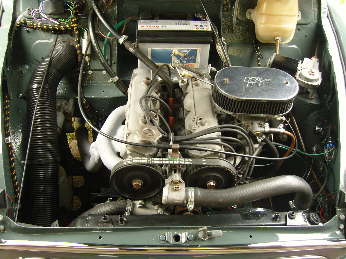 1964 Morris Minor Twin CAM For Sale (picture 4 of 6)