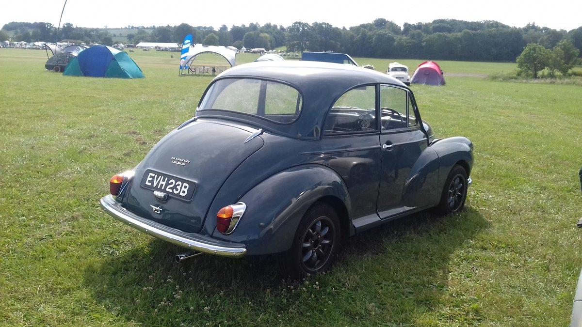 1964 Morris Minor Twin CAM For Sale (picture 6 of 6)