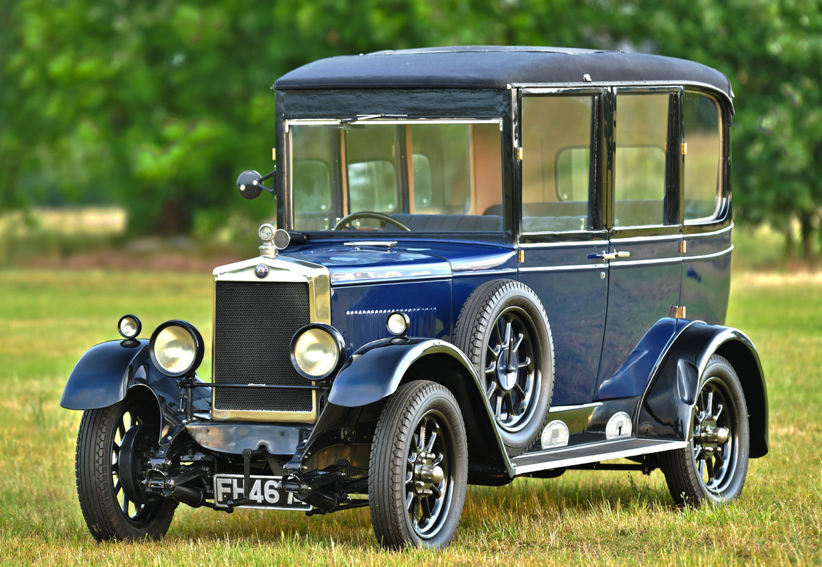 1927 Morris Oxford Flatnose Judges Car For Sale (picture 1 of 6)
