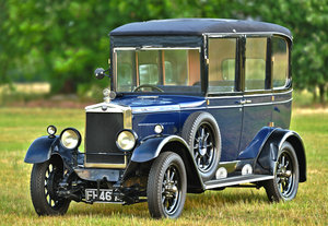 1927  Morris Oxford Flatnose Judges Car