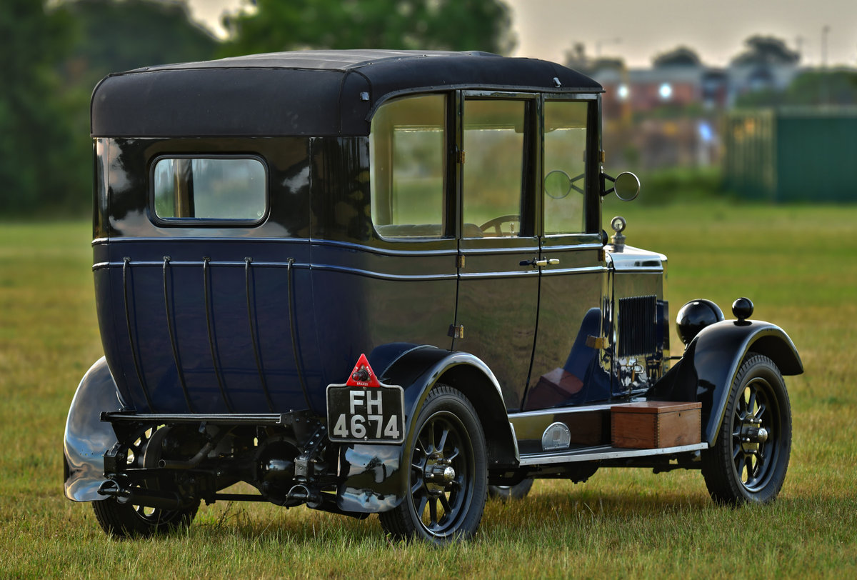 1927 Morris Oxford Flatnose Judges Car For Sale (picture 4 of 6)