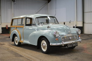 1965 Morris Minor Traveller For Sale by Auction