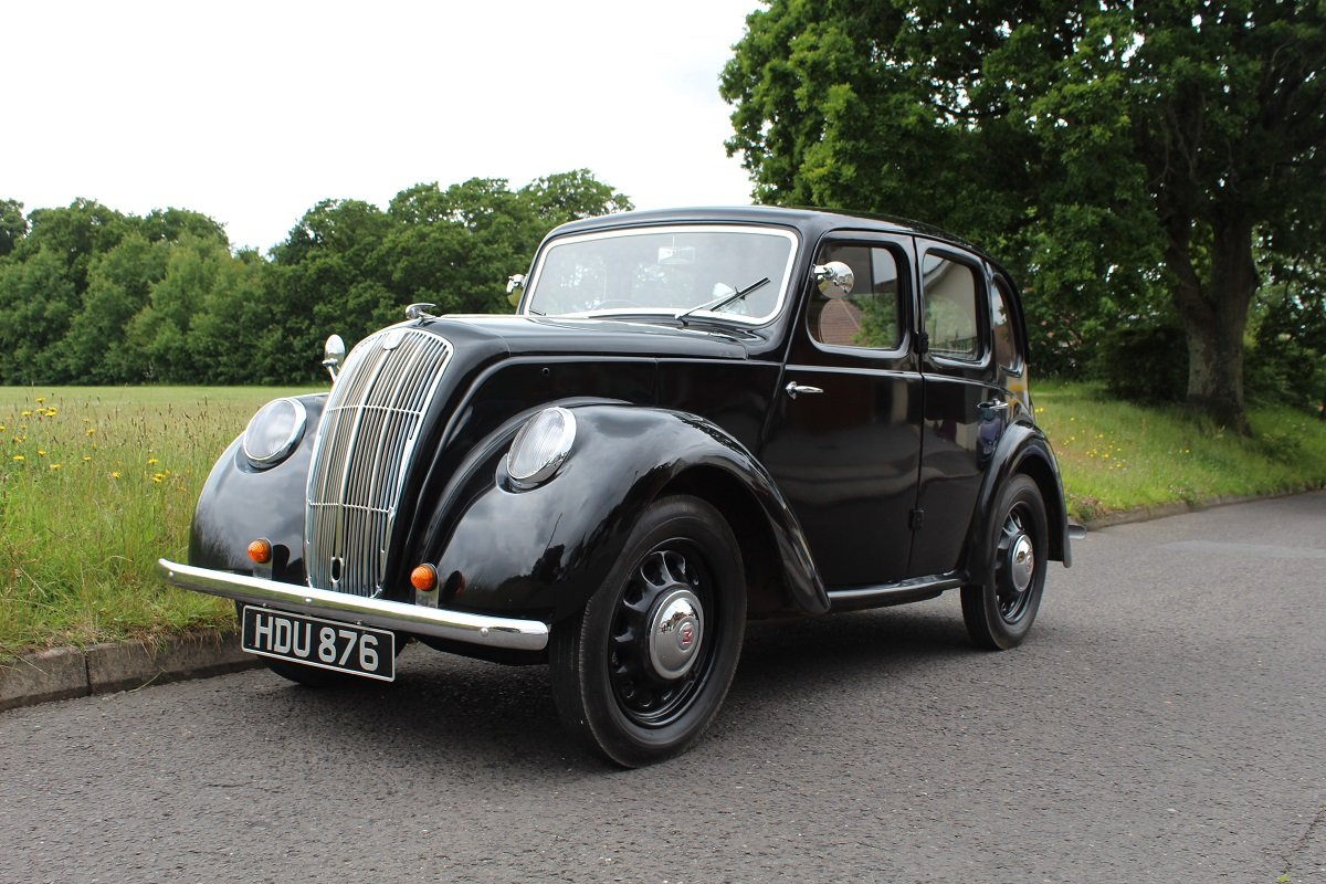 Morris 8 SE 1948 - To be auctioned 26-07-19 For Sale by Auction (picture 1 of 6)