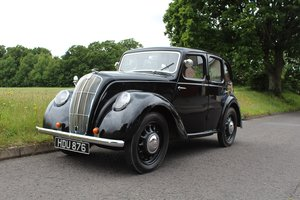 Morris 8 SE 1948 - To be auctioned 26-07-19