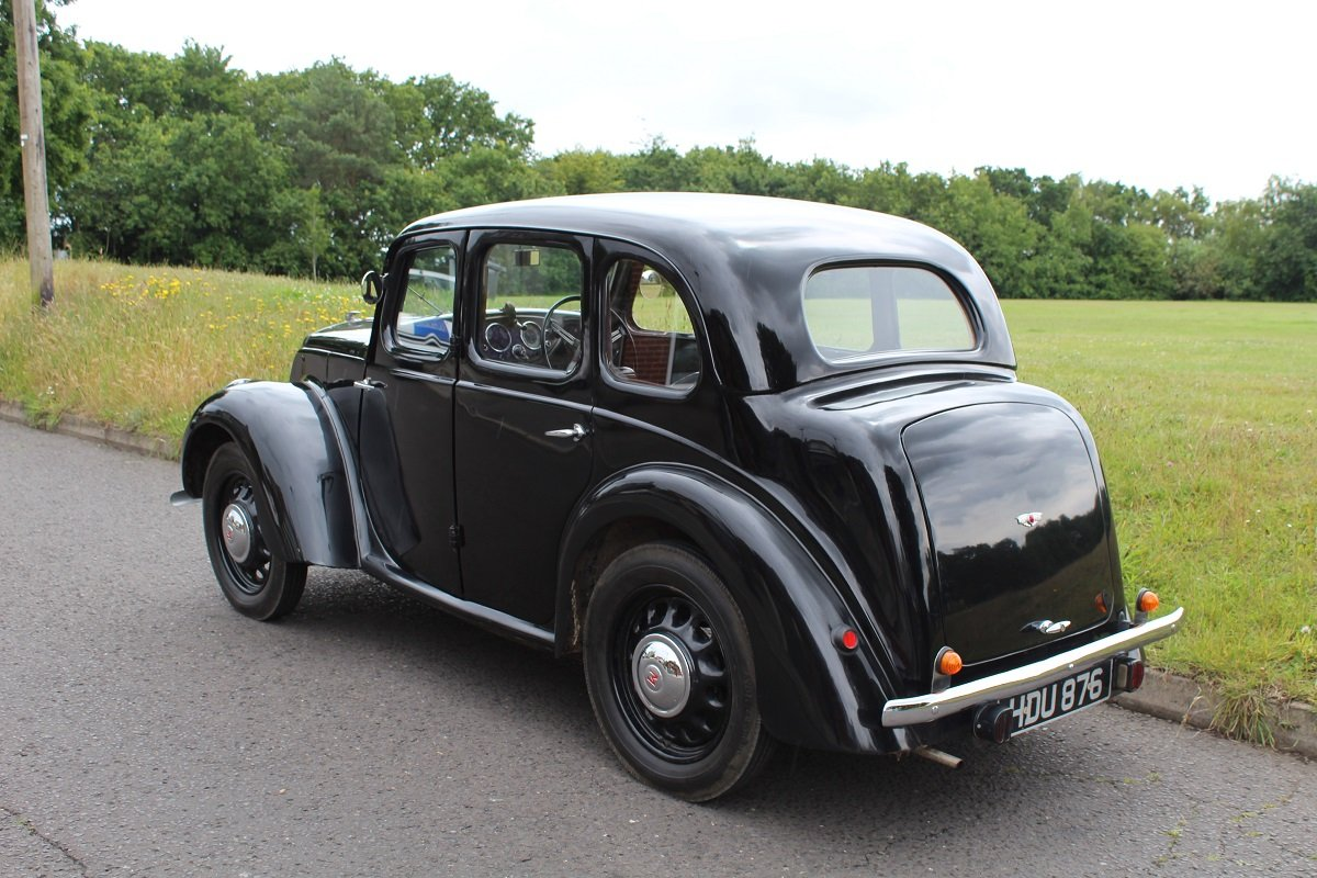 Morris 8 SE 1948 - To be auctioned 26-07-19 For Sale by Auction (picture 2 of 6)
