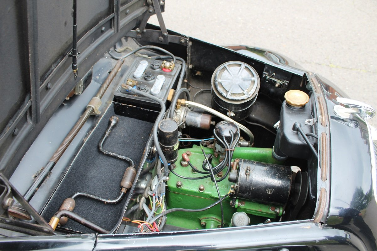 Morris 8 SE 1948 - To be auctioned 26-07-19 For Sale by Auction (picture 5 of 6)