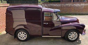 1966 Morris Minor Van For Sale