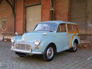 Morris Minor Traveller 1967 Smoke Grey For Sale
