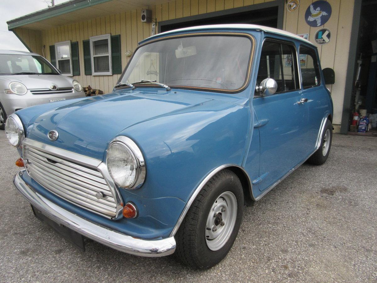 1968 morris mini cooper s mk-2 for sale For Sale (picture 1 of 6)