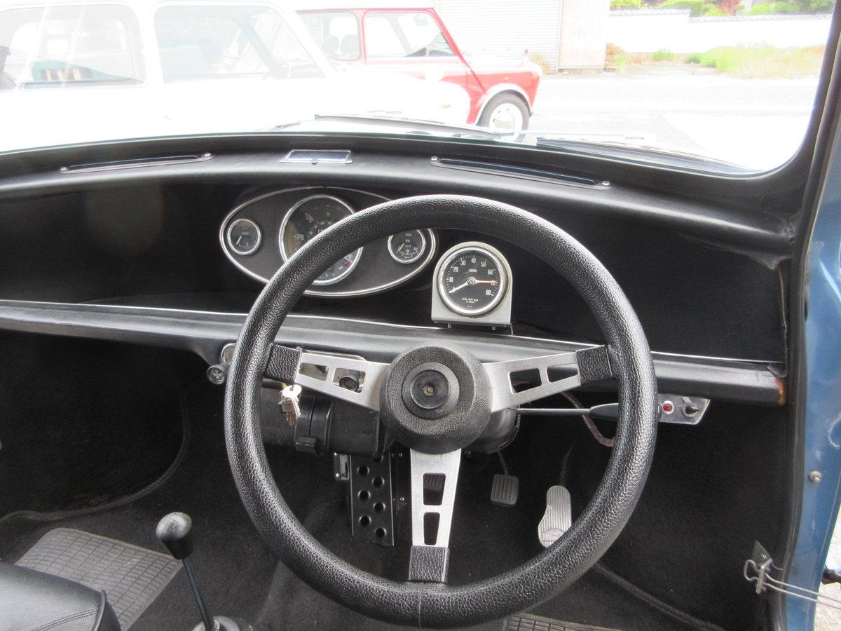 1968 morris mini cooper s mk-2 for sale For Sale (picture 3 of 6)