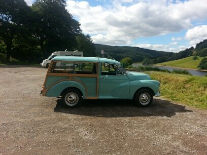 1971 Morris Traveller  For Sale (picture 2 of 3)