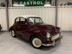 1968 Morris minor 1000 convertible  For Sale