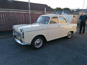1962 Moris Major Fully restored For Sale