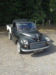 1965 Morris pickup