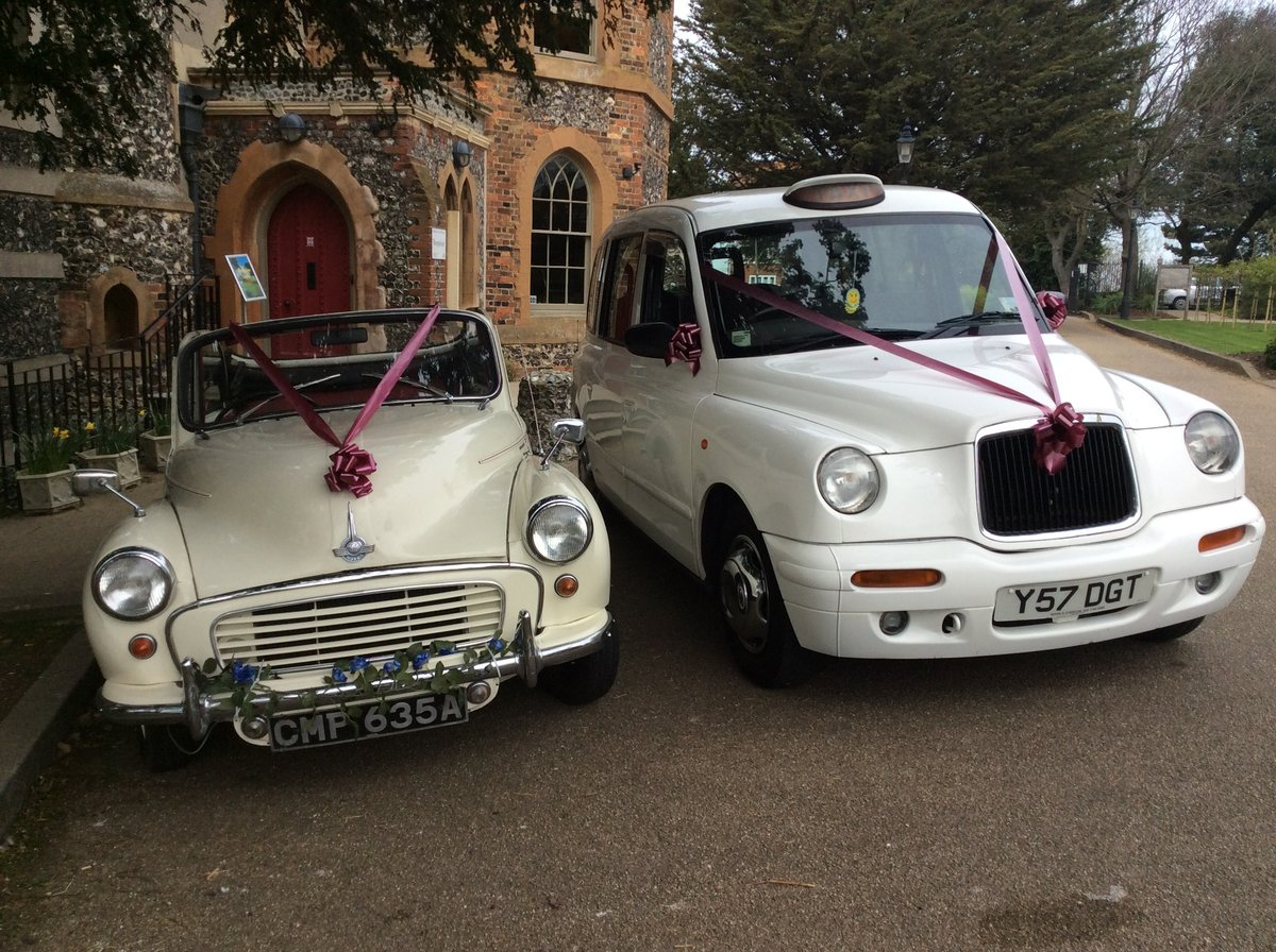 1963 Morris Minor Convertible Wedding Hire For Hire (picture 1 of 6)