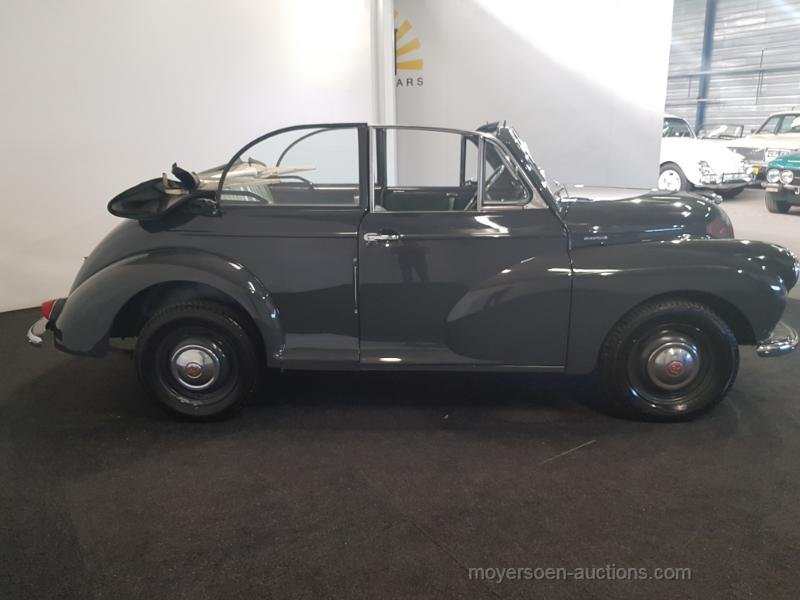Morris Minor Tourer 1956  For Sale by Auction (picture 2 of 6)