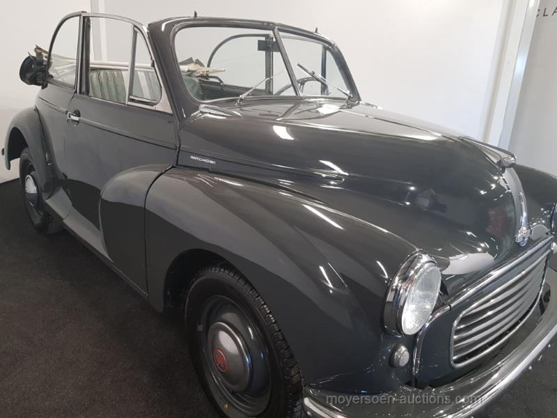 Morris Minor Tourer 1956  For Sale by Auction (picture 6 of 6)