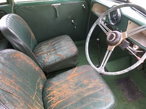 1955 Morris Minor Splitscreen at Morris Leslie Auction 17th Aug For Sale by Auction (picture 5 of 6)