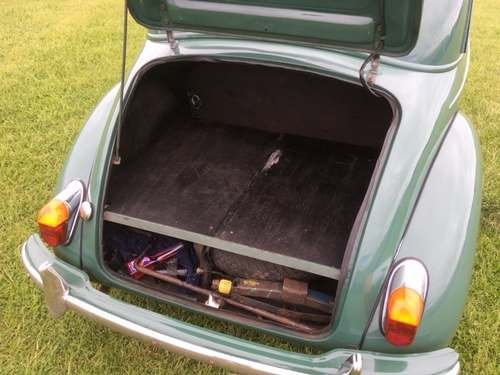 1955 Morris Minor Splitscreen at Morris Leslie Auction 17th Aug For Sale by Auction (picture 6 of 6)