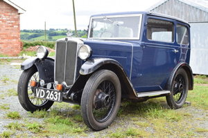 1932 Morris Minor For Sale by Auction