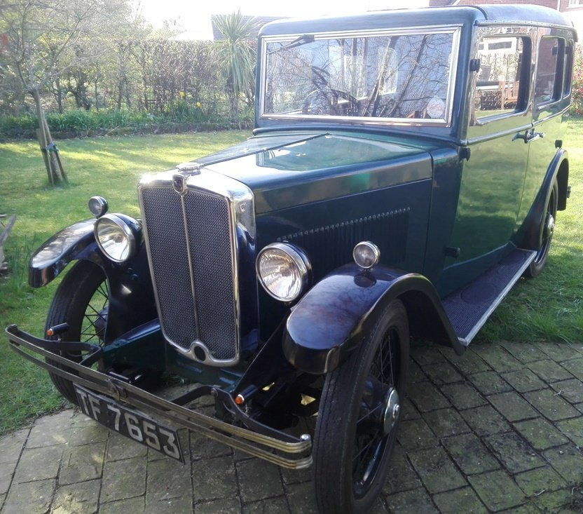 1932 Morris 8 Family Saloon For Sale (picture 1 of 5)