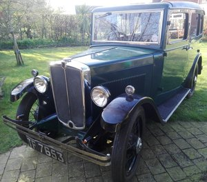 1932 Morris 8 Family Saloon