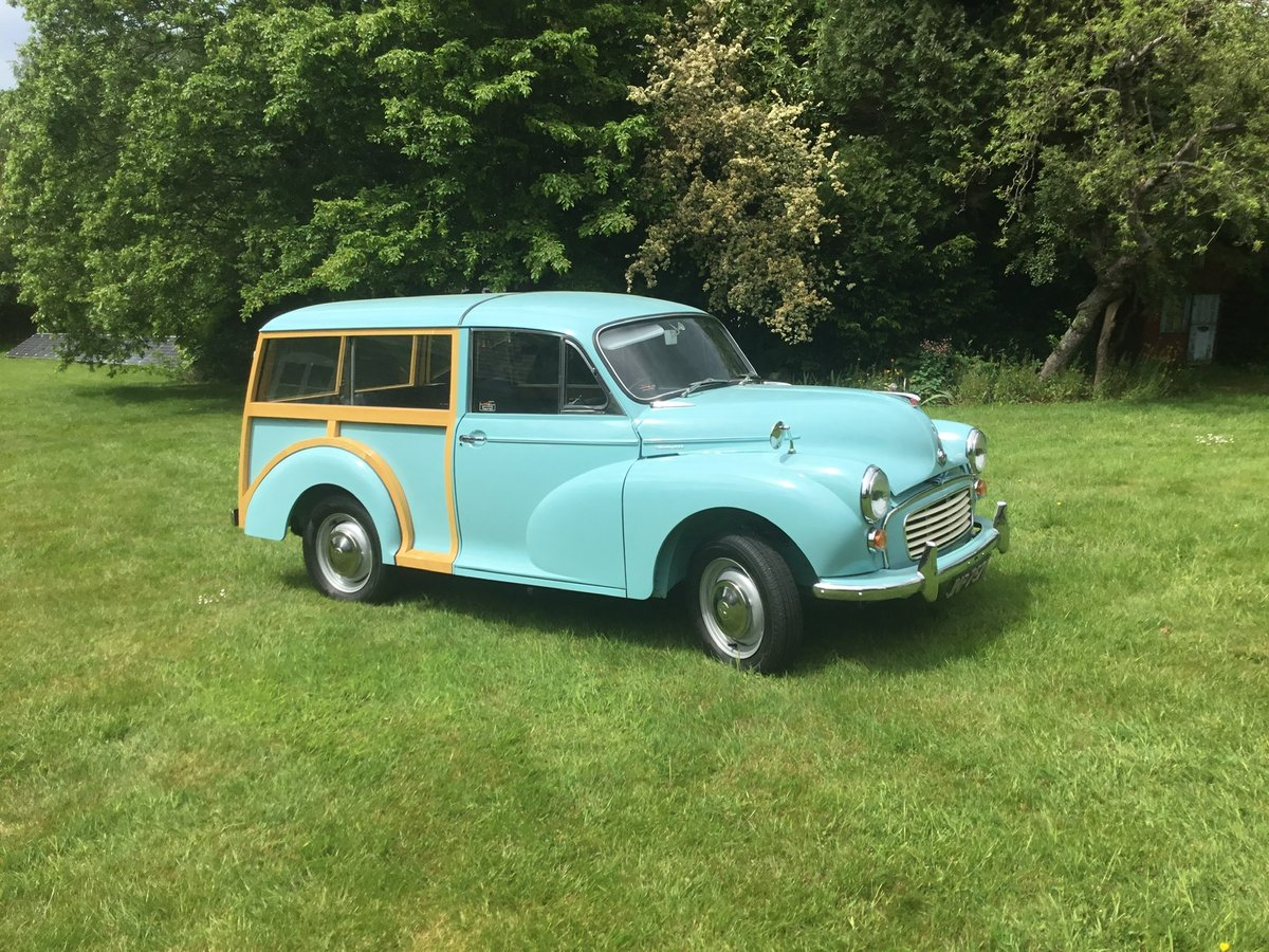 1971 Morris Minor For Sale (picture 1 of 6)