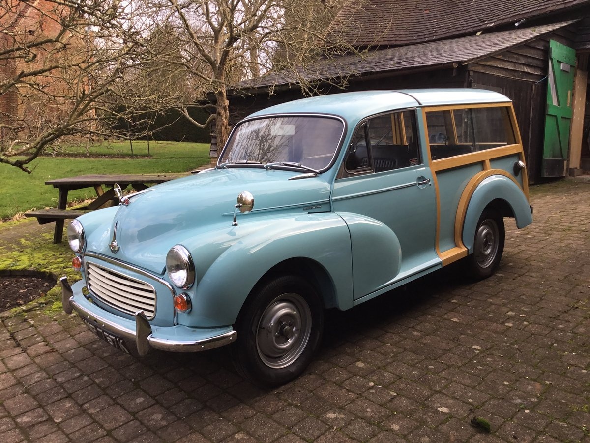 1971 Morris Minor For Sale (picture 3 of 6)