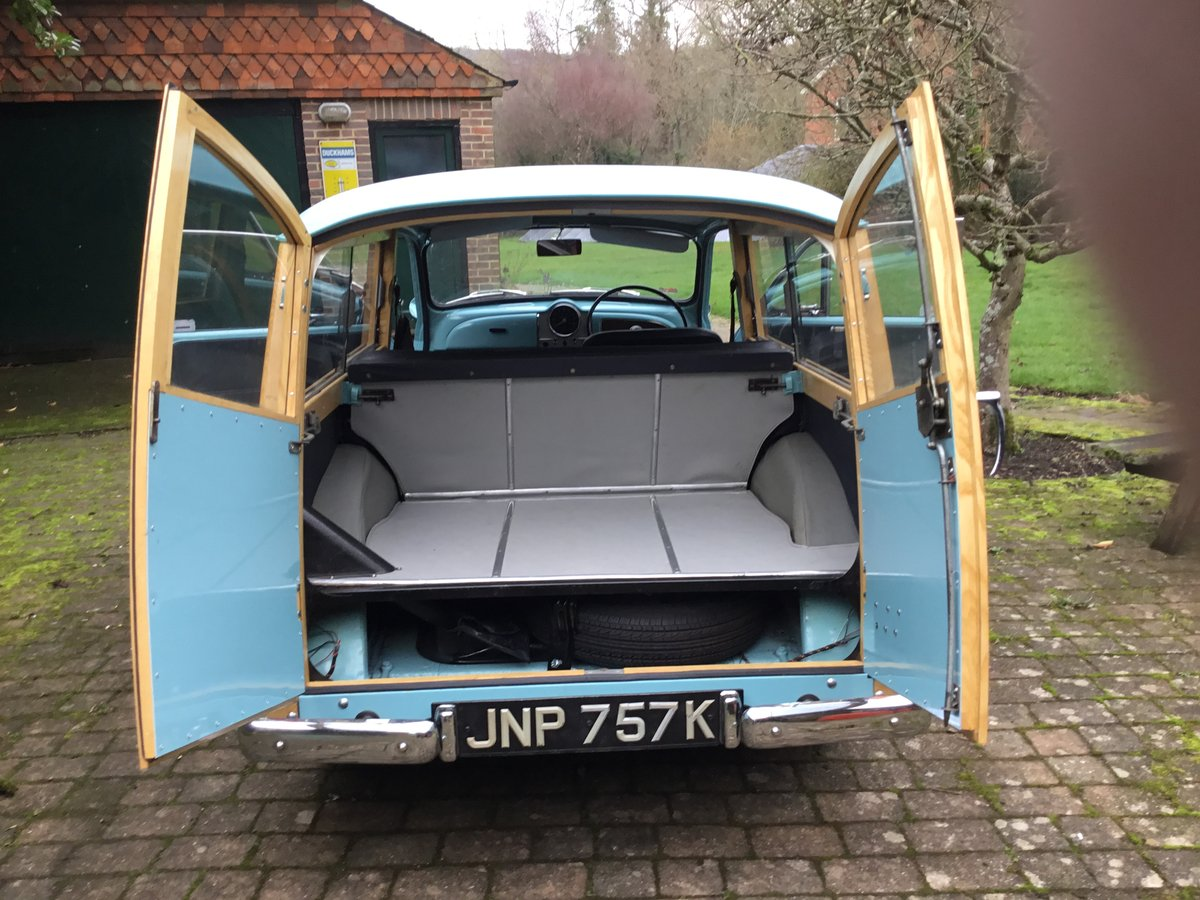 1971 Morris Minor For Sale (picture 4 of 6)