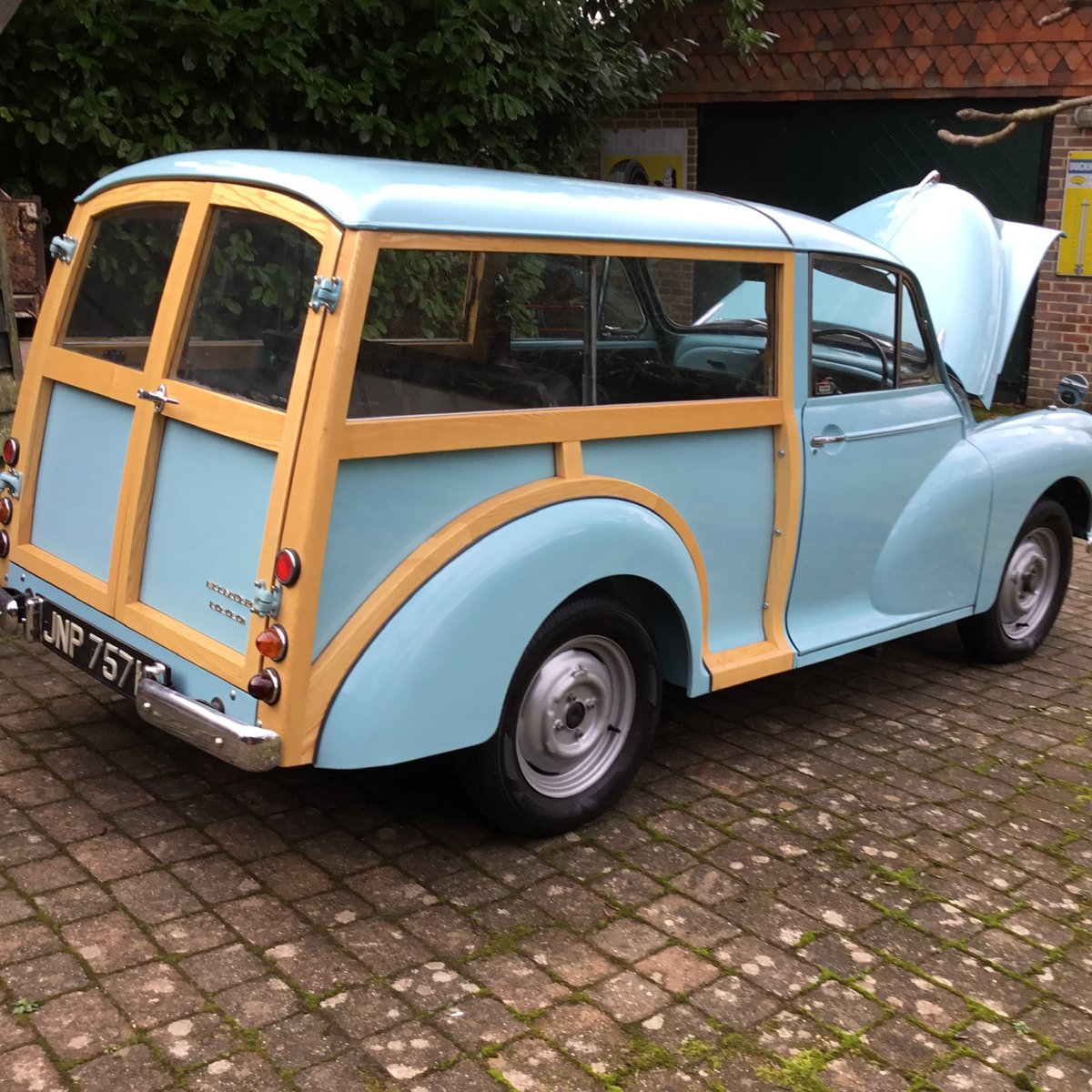 1971 Morris Minor For Sale (picture 6 of 6)
