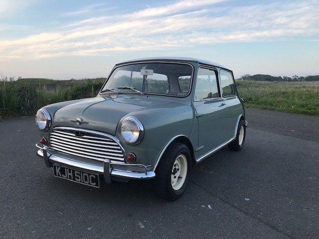 1965 Morris Mini Cooper For Sale (picture 1 of 5)