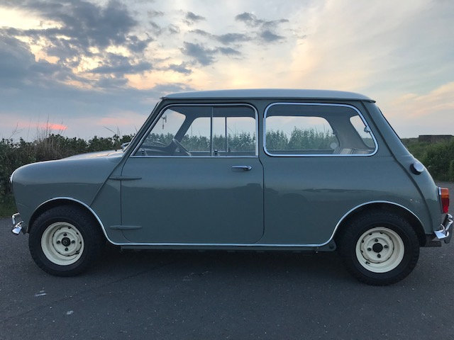 1965 Morris Mini Cooper For Sale (picture 2 of 5)