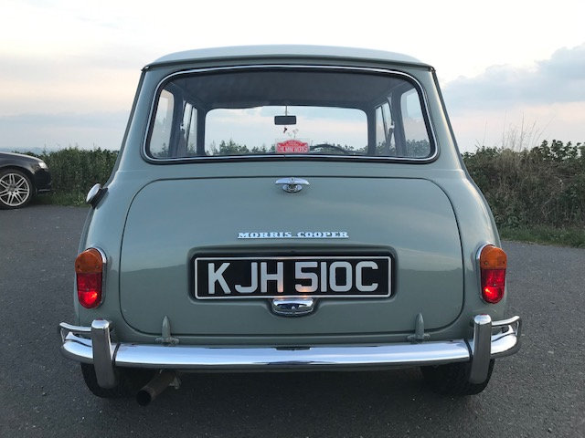 1965 Morris Mini Cooper For Sale (picture 4 of 5)