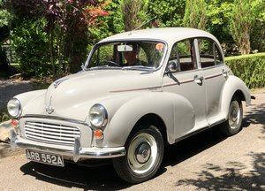 1963 Morris Minor 1000 4 door For Sale