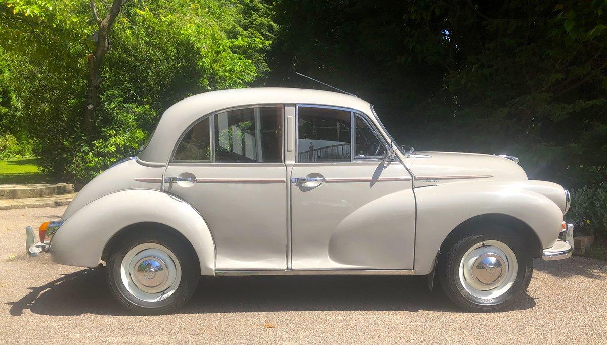 1963 Morris Minor 1000 4 door For Sale (picture 2 of 6)