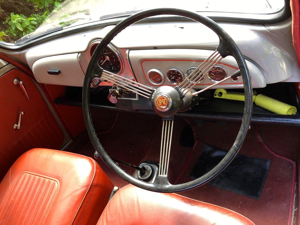 1963 Morris Minor 1000 4 door For Sale (picture 5 of 6)