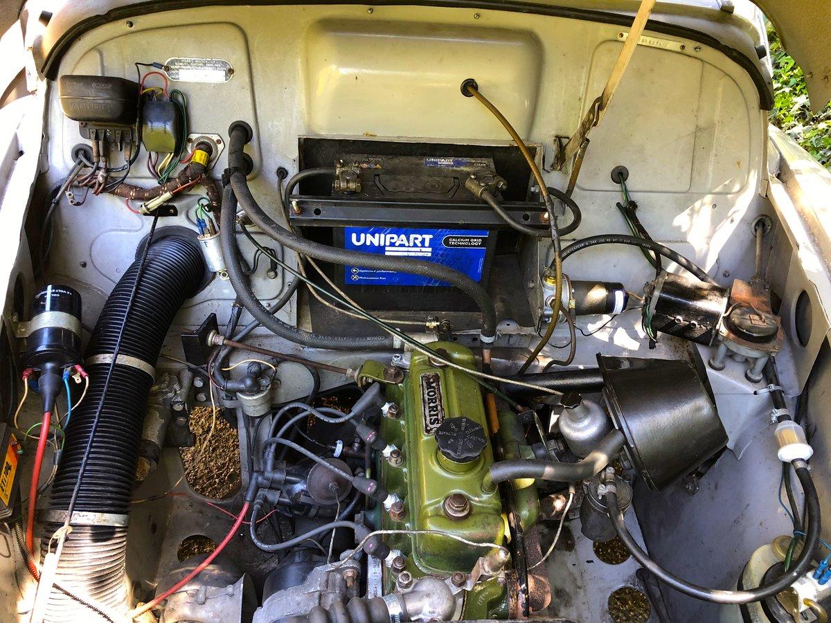 1963 Morris Minor 1000 4 door For Sale (picture 6 of 6)