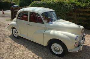1965 Morris Minor 4 door For Sale