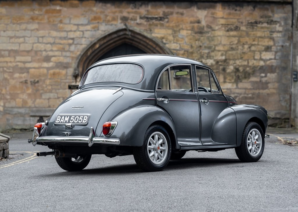 1964 Morris Minor 1000 SOLD by Auction (picture 4 of 6)