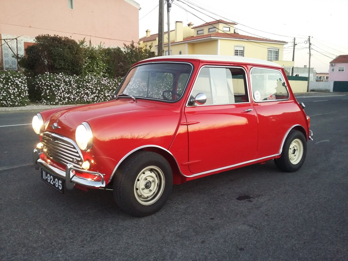 1964 Morris Mini Cooper S mk1 (1275) 64 For Sale (picture 1 of 6)