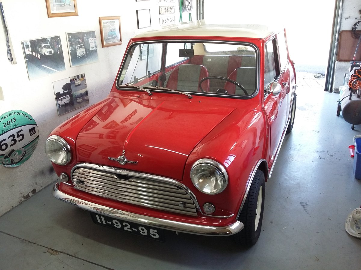 1964 Morris Mini Cooper S mk1 (1275) 64 For Sale (picture 2 of 6)