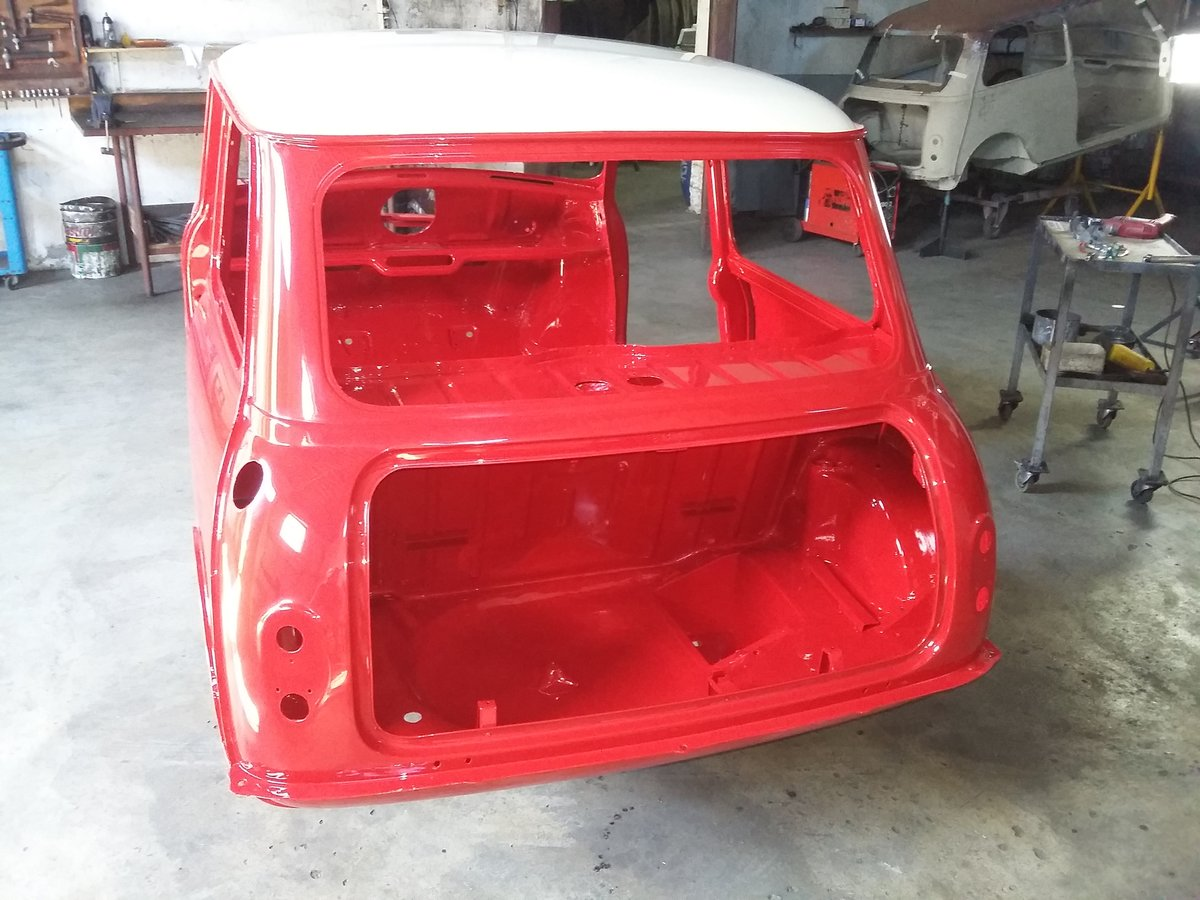 1964 Morris Mini Cooper S mk1 (1275) 64 For Sale (picture 5 of 6)