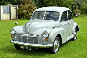 1954 morris 1000 For Sale